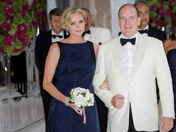 ROYAL TWINS: Princess Charlene of Monaco gives birth to Princess Gabriella and Prince Jacques - born December 2014