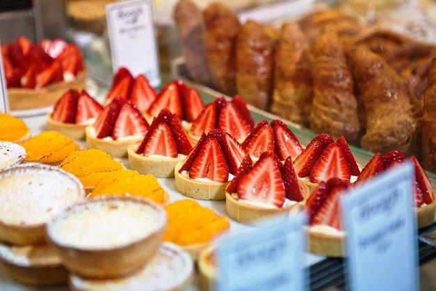 Luscious food including pastries and desserts via myLusciousLife.com