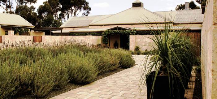 Exterior: The Louise luxury hotel in the Barossa Valley