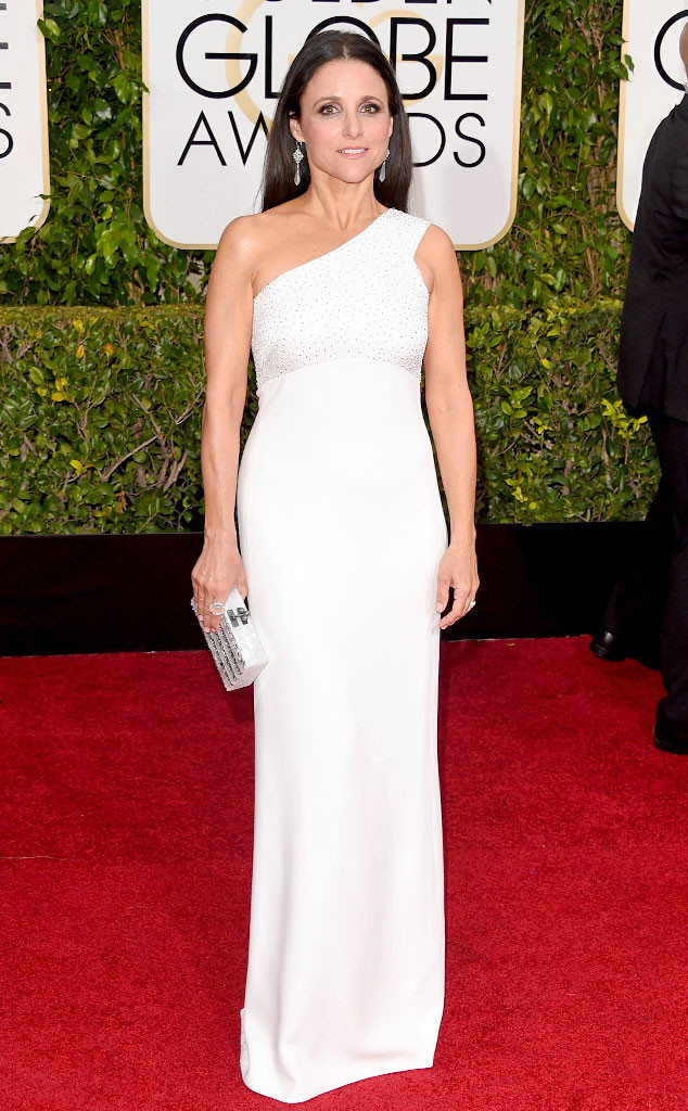 Golden Globes 2015 fashion - Julia Louis-Dreyfus