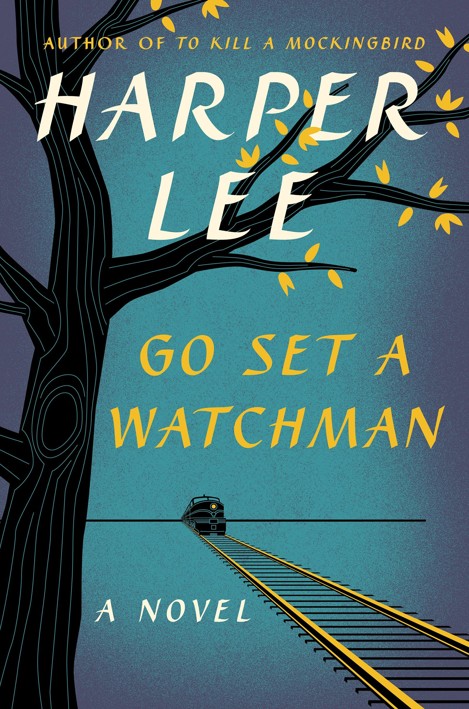 READ AN EXTRACT: Harper Lee - Go Set a Watchman