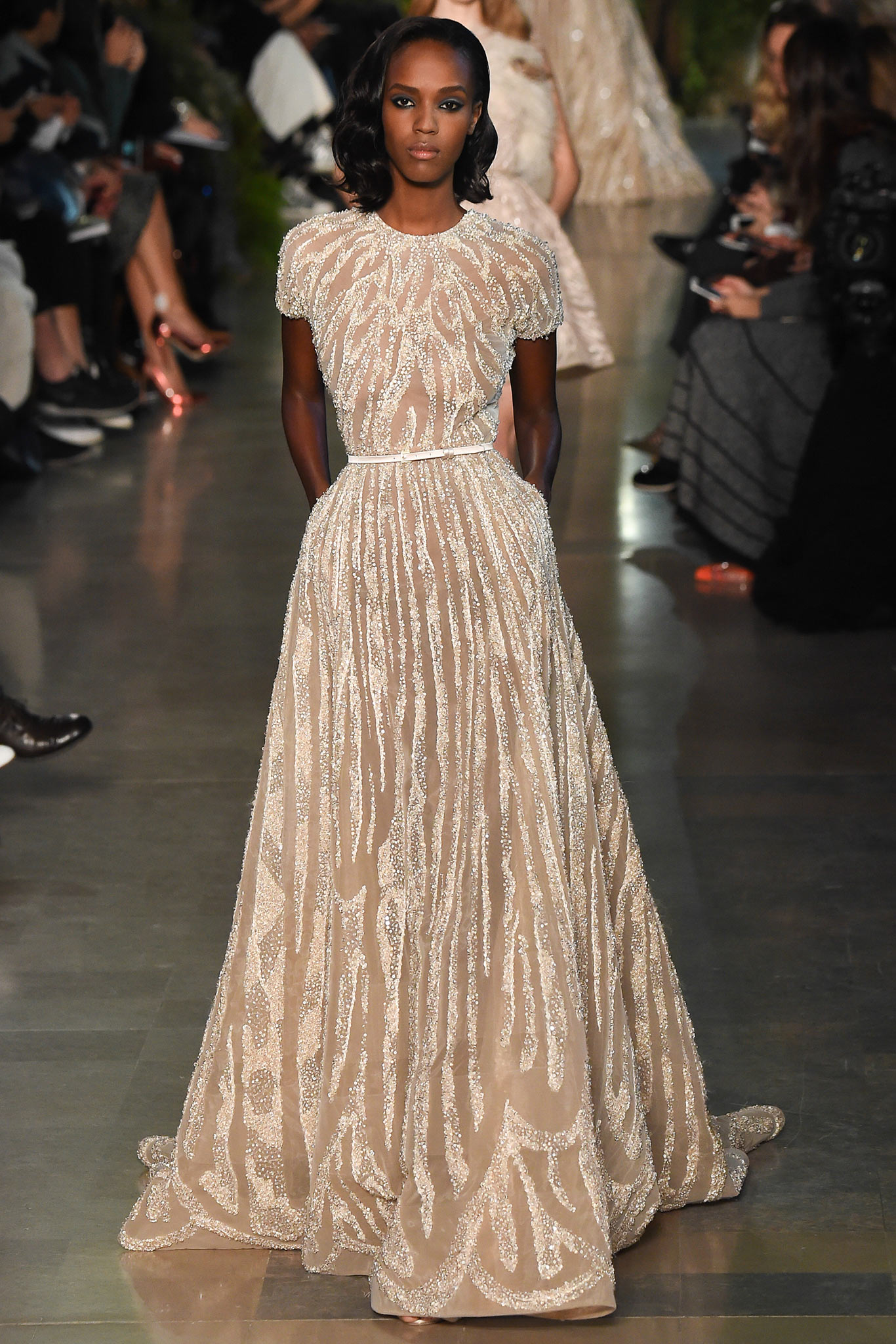 PHOTOS: Elie Saab Spring 2015 Couture Collection