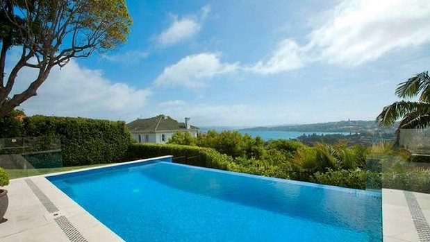 Located at 101 Victoria Road in Bellevue Hill, the house has 5 double sized bedrooms, master with sitting room, dressing room & luxurious ensuite, a 6th bedroom/gym, additional 3.5 bathrooms, study/library, media room with surround sound, and laundry. Plus garage, pool and garden.