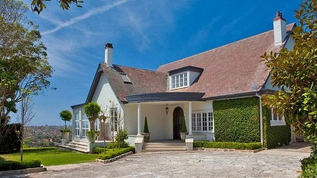 STYLISH SYDNEY HOUSES: Mamamia's Mia Freedman and Jason Lavigne have just bought this 12.5 million home in Sydney