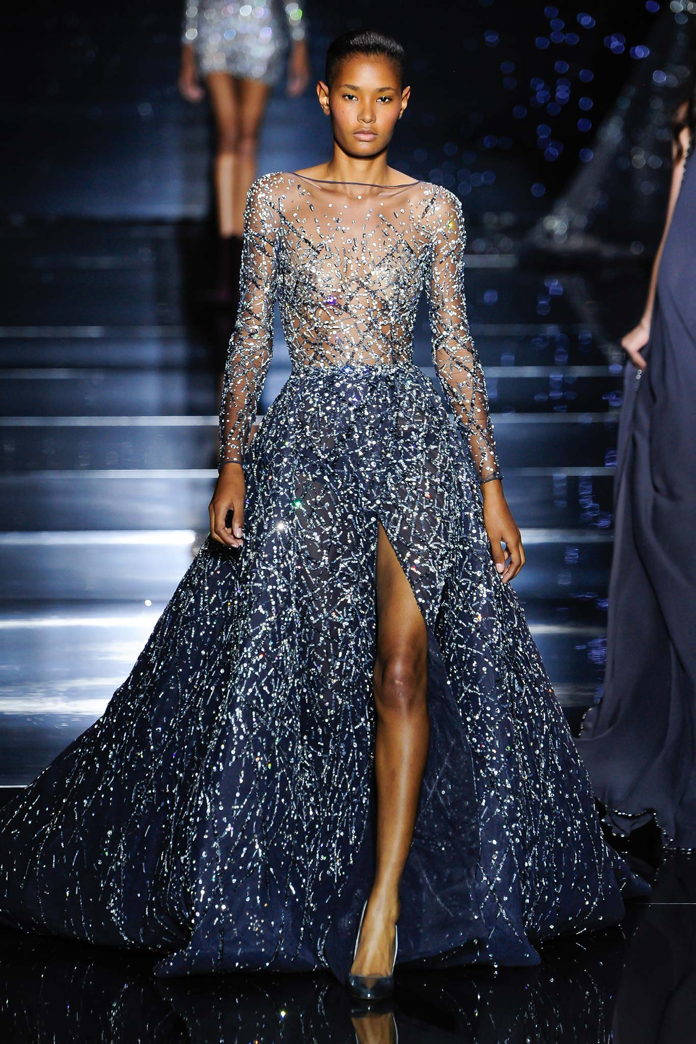 HAUTE COUTURE FASHION PHOTOS: Zuhair Murad Fall 2015 couture collection from Paris