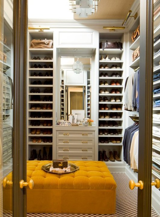 Dressing Rooms Designs Pictures: Luscious Style: Boudoirs, Walk-in Wardrobes, Closets