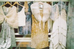 Dressing room ideas - Beautiful frocks by lauren doughty.JPG