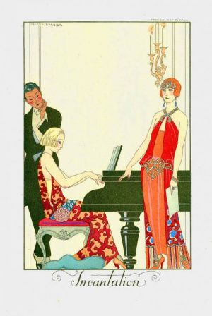 Art deco style - Georges Barbier flappers - illustration.jpg