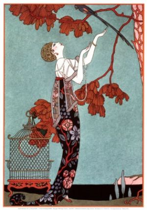 art deco drawing - 1914 Posters by Georges Barbier.jpg