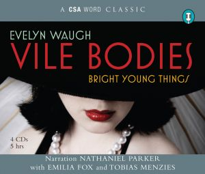 Vintage inspired fashion - evelyn waugh Vile Bodies.jpg
