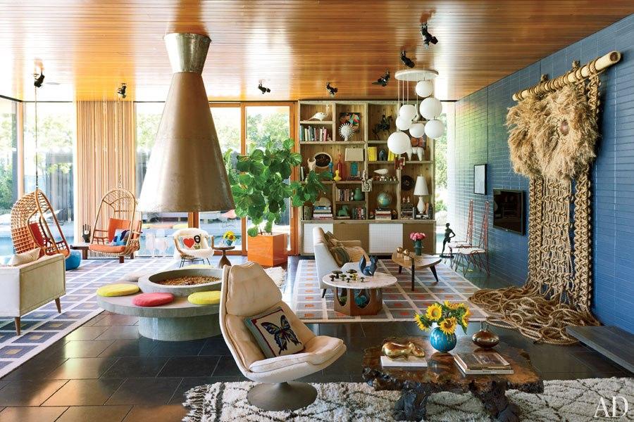 A Colourful Life At Home With Jonathan Adler And Simon