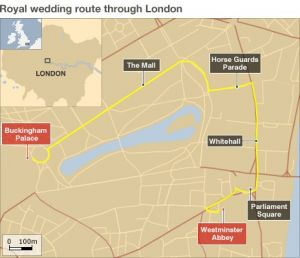 Images - wedding of prince william and kate - royal-wedding-route via mylusciouslife.com.jpg