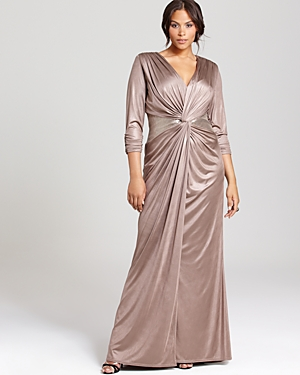 evening dresses plus size