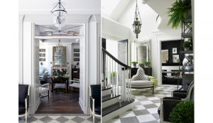 Inside the Windsor Smith designed home purchased by Gwyneth Paltrow - hallway.jpg