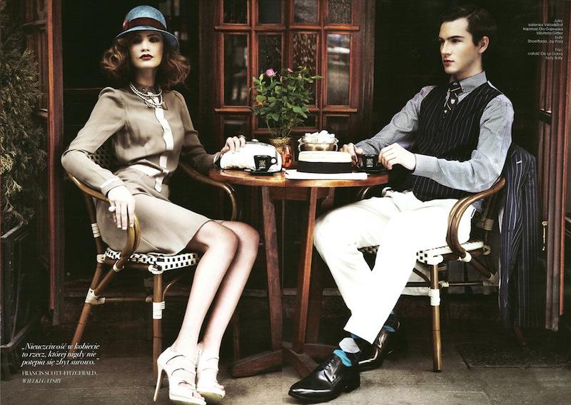 Gatsby Filip Grudzewski Julie And Kasia Slominska In The