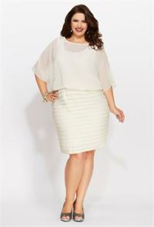 cheap plus size semi formal dresses - Sizing