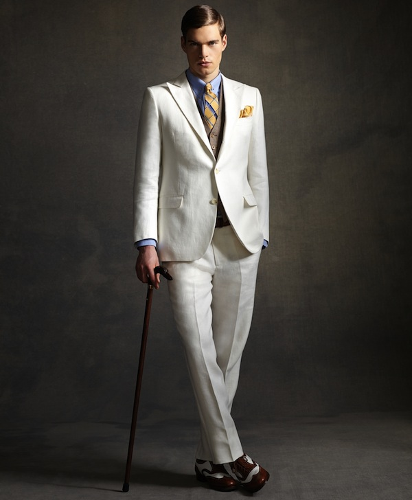 The Great Gatsby: Menswear inspired by the 1920s from ... |The Great Gatsby Fashion Men