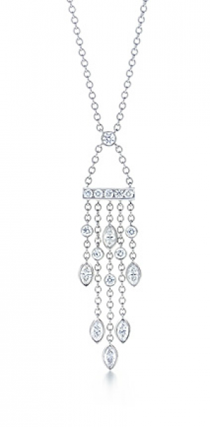 Tiffany Swing drop pendant of diamonds in platinum - The Great Gatsby collection.PNG