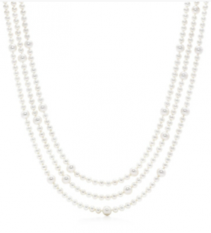 Tiffany Ziegfeld Collection necklace of freshwater cultured pearls - The Great Gatsby collection.PNG