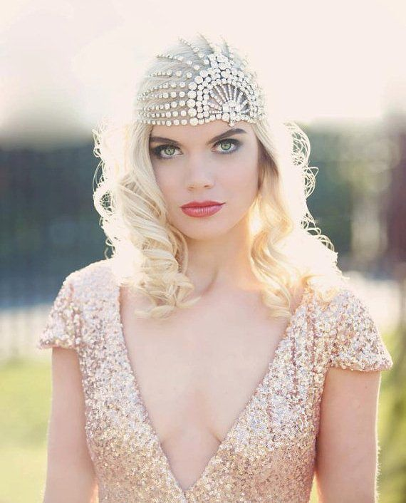 Great Gatsby Headpieces