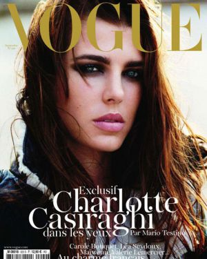 Vogue magazine covers - mylusciouslife.com - Charlotte-Casiraghi-Vogue-Paris-September-2011-cover.jpg