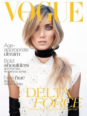 Vogue magazine covers - mylusciouslife.com - Delta-Goodrem-Vogue-Australia-Cover-2012.jpg