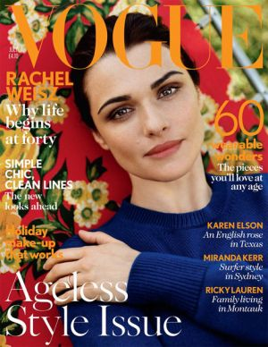 Vogue magazine covers - mylusciouslife.com - Rachel-Weisz-Vogue-UK-July-2012-cover.jpg