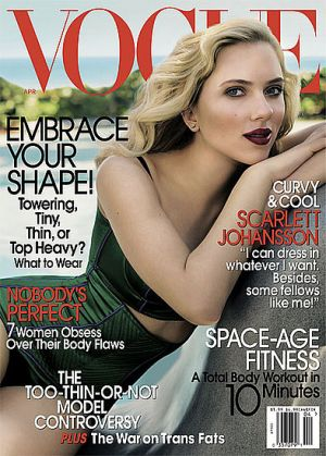 Vogue magazine covers - mylusciouslife.com - Vogue April 2007 - Scarlett Johansson.jpg