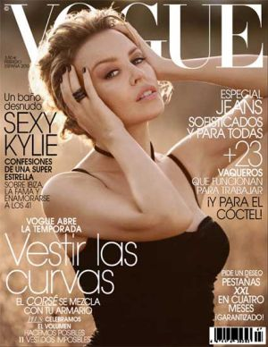 Vogue magazine covers - mylusciouslife.com - Vogue Espana February 2010 - Kylie Minogue.jpg