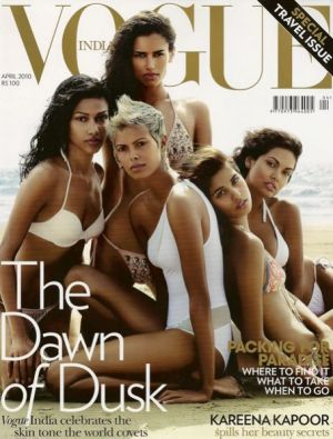Vogue magazine covers - mylusciouslife.com - Vogue India April 2010.jpg