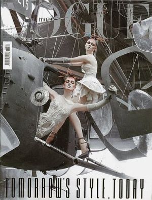 Vogue magazine covers - mylusciouslife.com - Vogue Italia February 2007_-_Coco_Rocha_and_Hilary_Rhoda.jpg