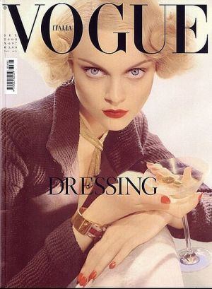 Vogue magazine covers - mylusciouslife.com - Vogue Italia September 2008 - Viktoriya Sasonkina.jpg