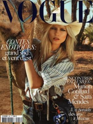 Vogue magazine covers - mylusciouslife.com - Vogue Paris April 2010 - Natasha Poly.jpg