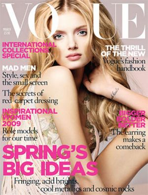 Vogue UK March 2009 - Lily Donaldson.jpg