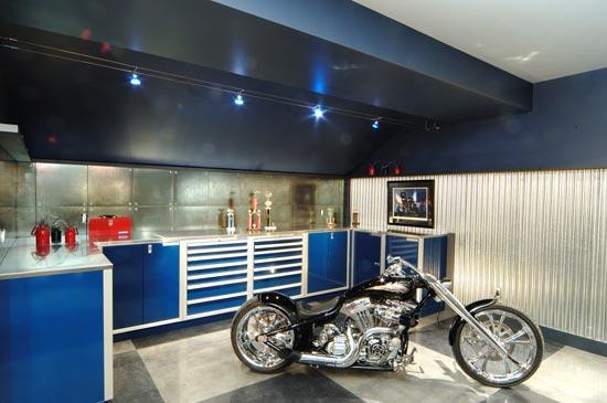 Cool Garage Man Cave Ideas