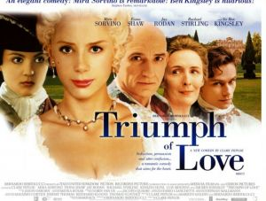 Films about royalty - The Triumph of Love 2001.jpg