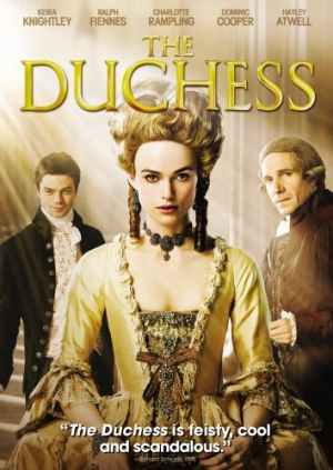 Films about royalty and aristocracy - The Duchess 2008.jpg