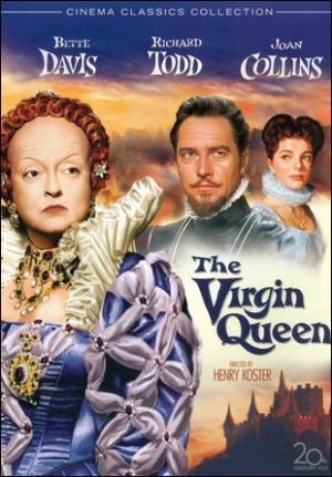 Movies about the royal family - The Virgin Queen 1955.jpg