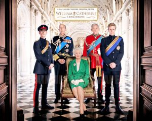 Royalty movies list - William & Catherine - A Royal Romance 2011.jpg