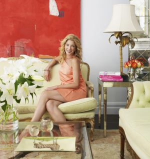 At home with Candace Bushnell and Charles Askegard.jpg