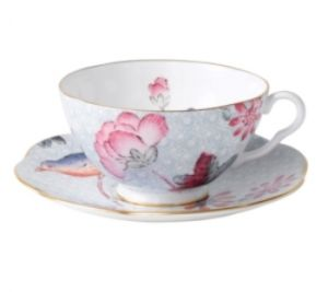 Wedgwood Dinnerware - Blue Cuckoo Teacup and Saucer.jpg