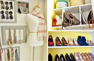 Home organisation ideas - mylusciouslife.com - accessories closet.jpg