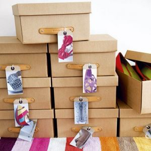 Home organisation ideas - mylusciouslife.com - shoe boxes.jpg