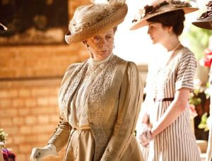 Downton Abbey - Dowager Countess and Lady Mary - www.myLusciousLife.com.jpg
