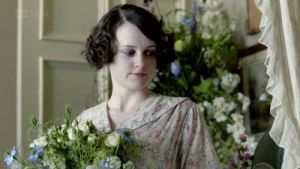 Downton Abbey - www.myLusciousLife.com - daisy wedding.jpg