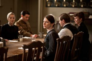 Downton Abbey - www.myLusciousLife.com - servants dinner.jpg