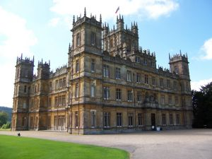 Highclere Castle as  Downton Abbey - www.myLusciousLife.com.jpg