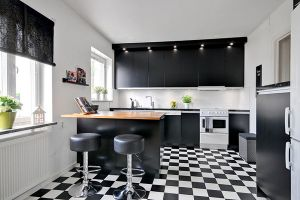 Black and white luscious kitchen-mylusciouslife.jpg
