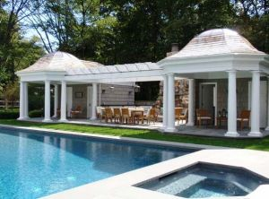 Pictures of poolhouses - Brooks-Falotico-Elegant-Shingle-Poolhouse-Design.jpg