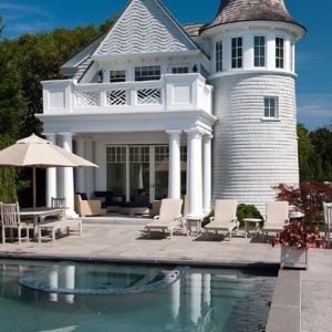 pool and boat house-traditional-pool via myLusciousLife.com.jpg